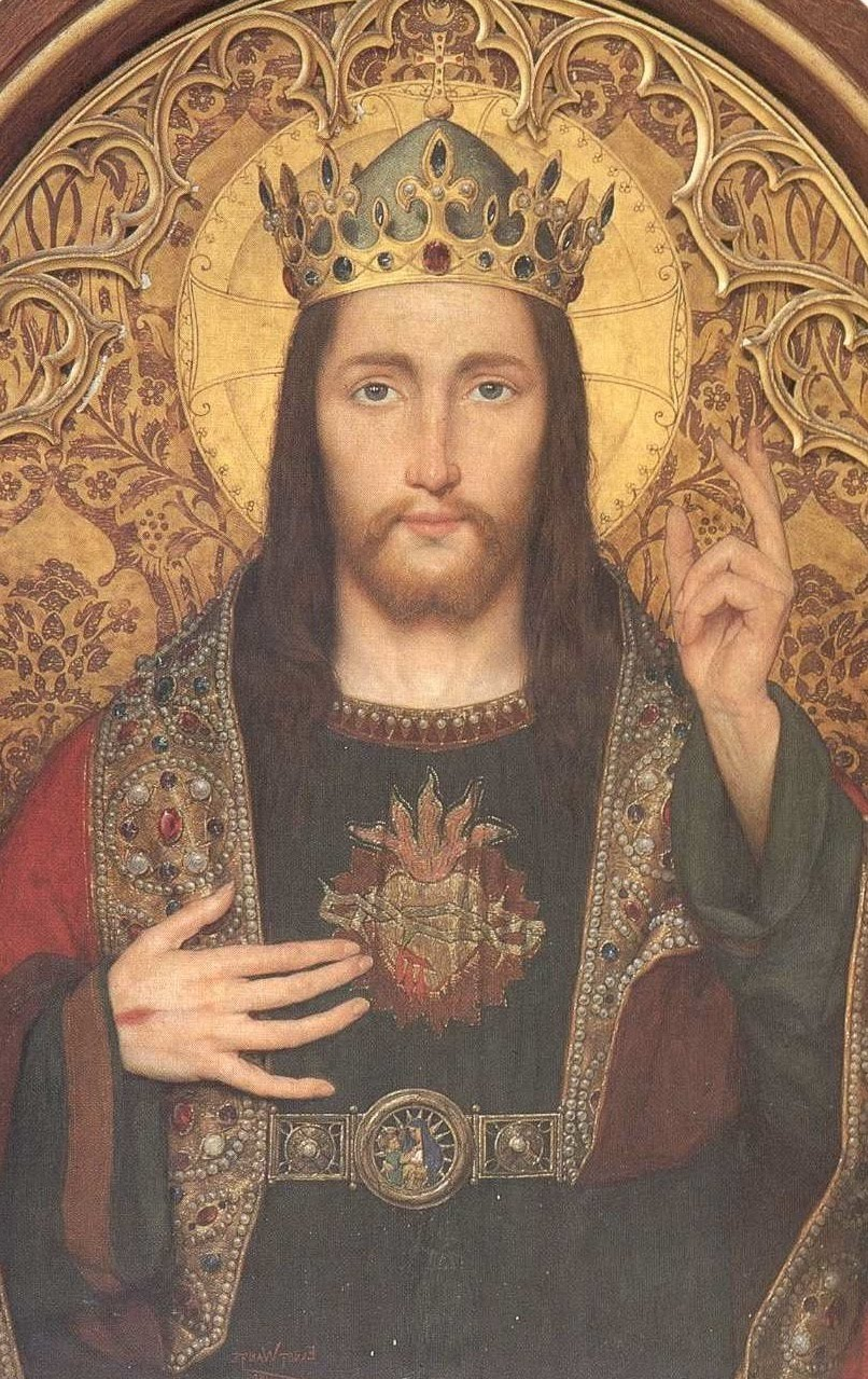 christ the king quidnunc