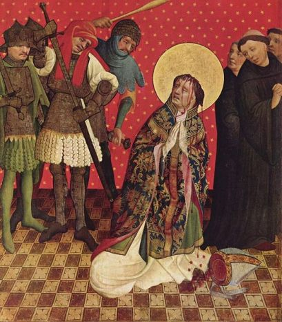 Martyrdom of St. Thomas Becket