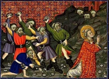 Martyrdom of St. Stephen