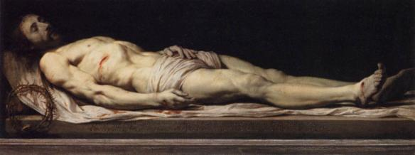 The Dead Christ by Philippe de Champaigne