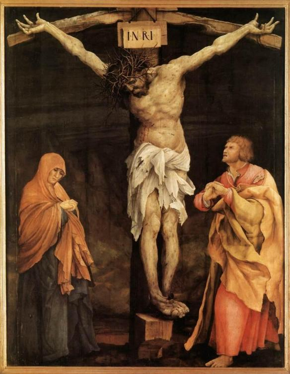 Grunewaldcrucifixion