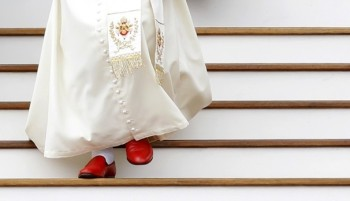 Pope Shoes REUTERS