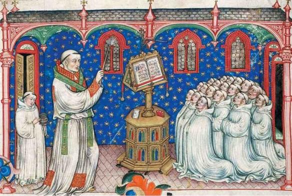 The_Olivetan_Master_Monks_Singin_the_Office