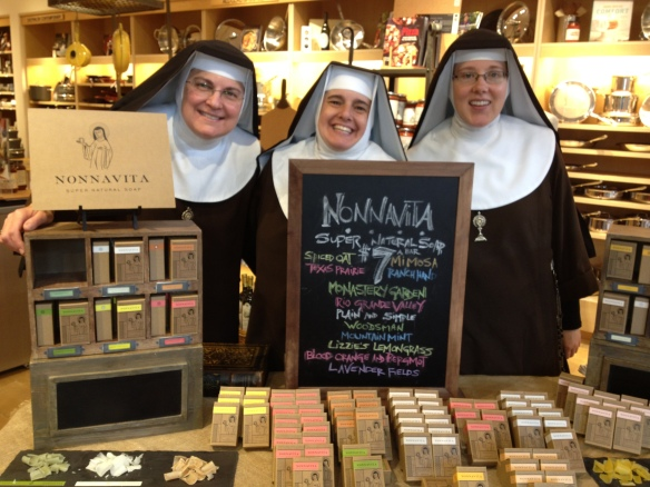 Good clean fun at Williams-Sonoma's Artisan Market!