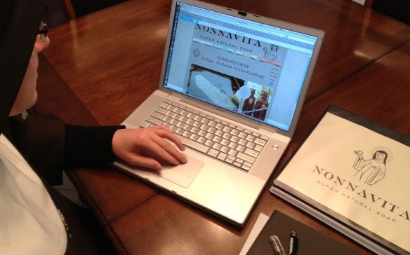 Nonnavita website launch coming soon!