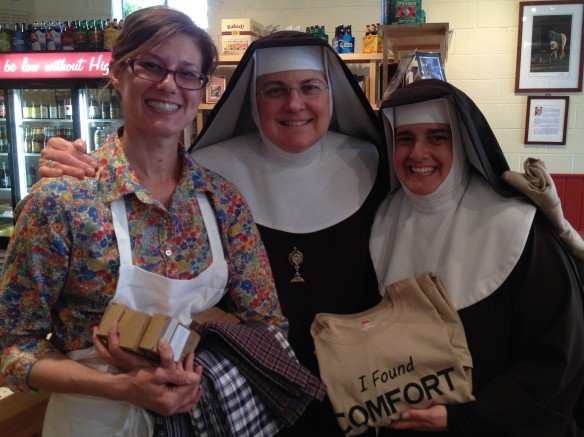 Denise and the Nuns