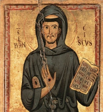 13th-century_unknown_painters_-_St_Francis_of_Assisi_-_WGA23872