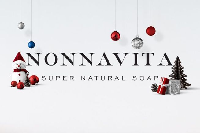 Click here for Nonnavita, our all natural soap