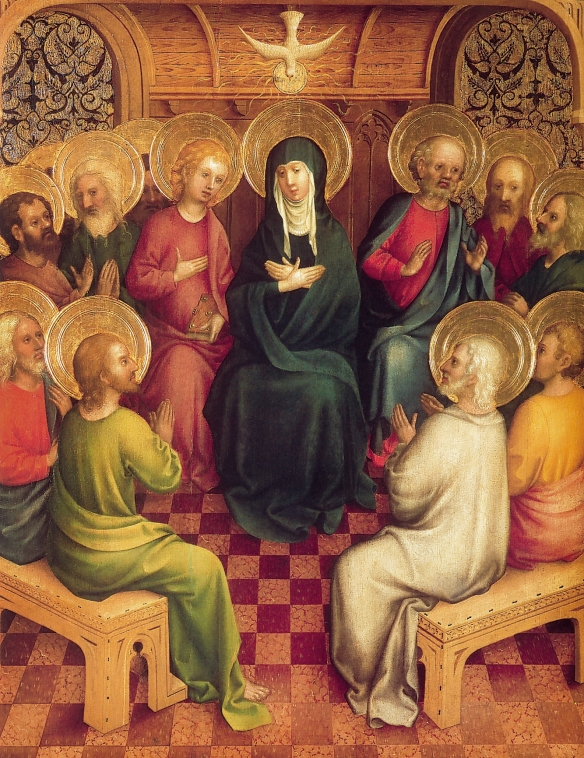 28-Maria-Pentecoste