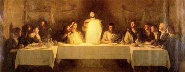 Artist-Last-Supper