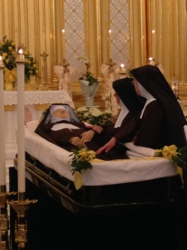 Sr. Grace Marie and Sr. Mary Peter.