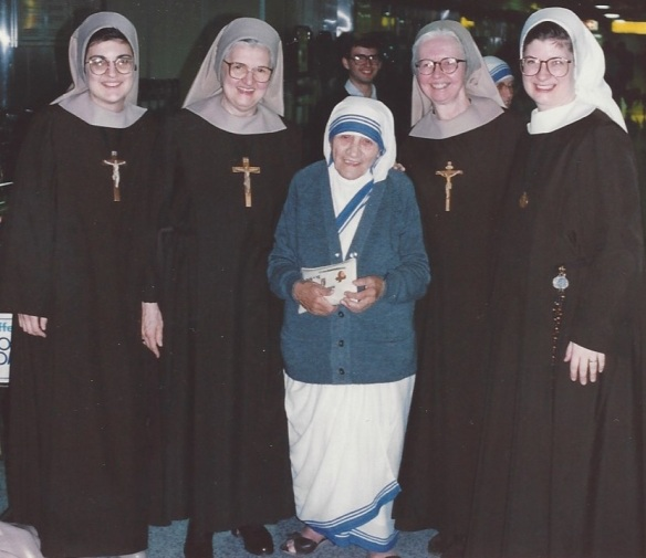 Mother Teresa and PCPAs