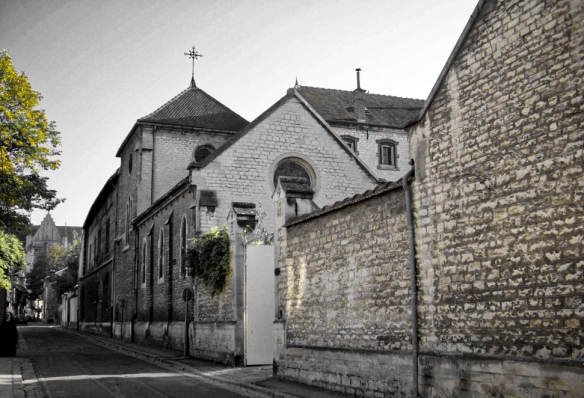 Troyes Monastery PCPA